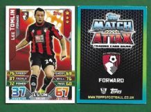Bournemouth Lee Tomlin 15